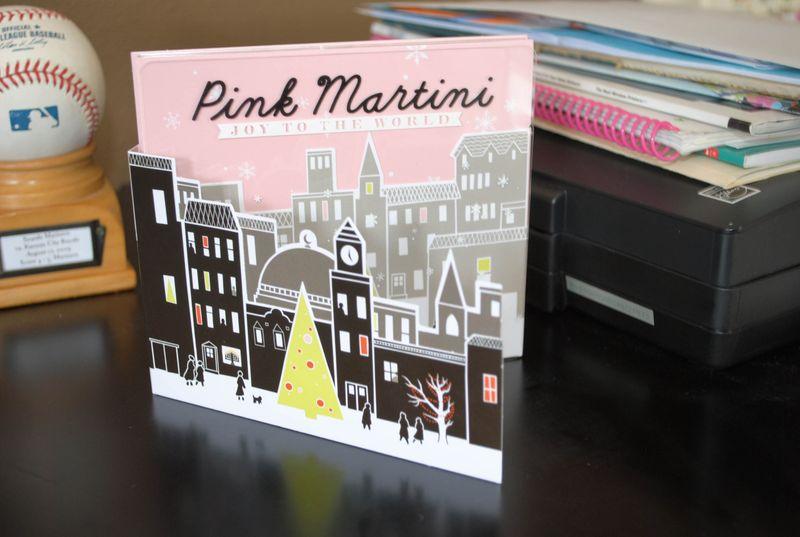 Pink Martini CD