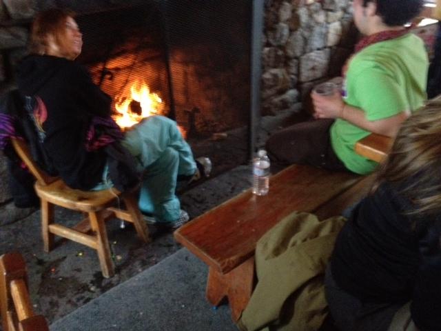 Warm Hut 1
