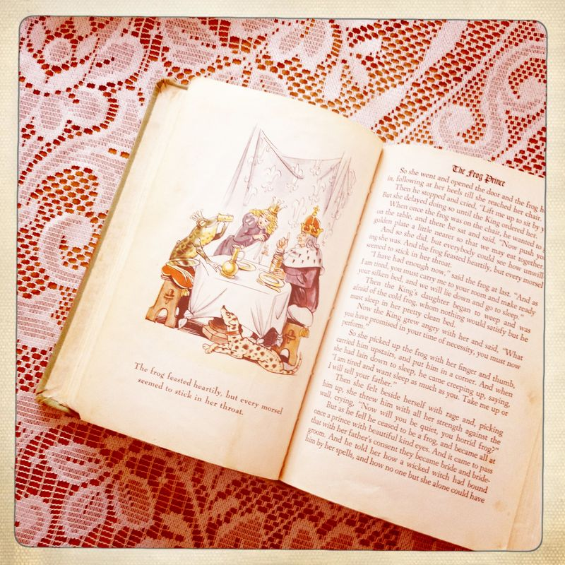 Grimms Fairy Tales 3