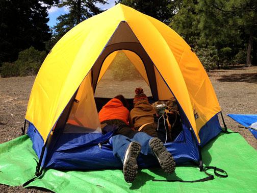 SO Girls Tent