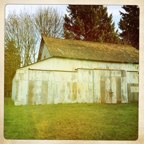 Blue Barn 1