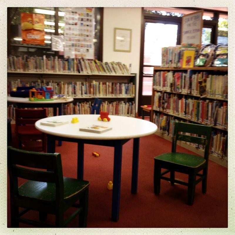 Library Newberg 1