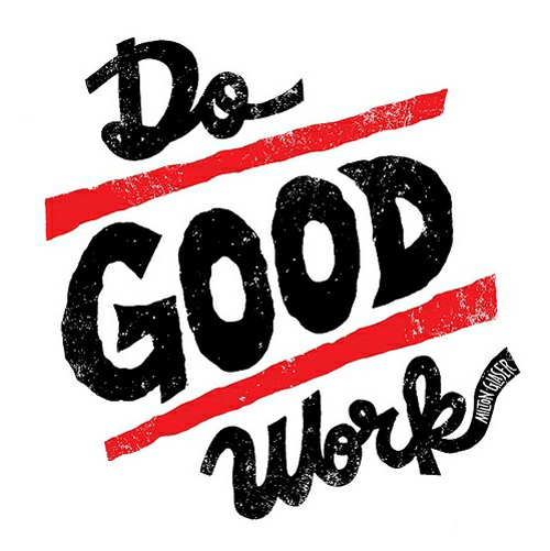 Do Good Work jay-roeder