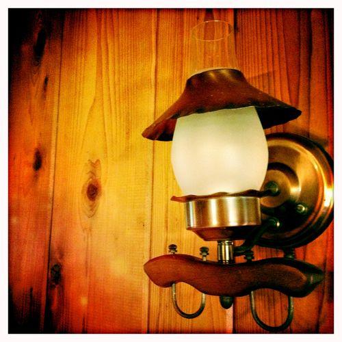Beach House Lamp