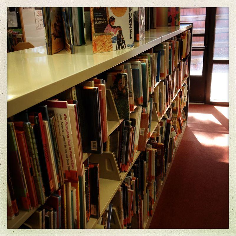 Library Newberg 2