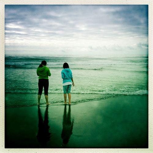 Beachcombers-Daughters