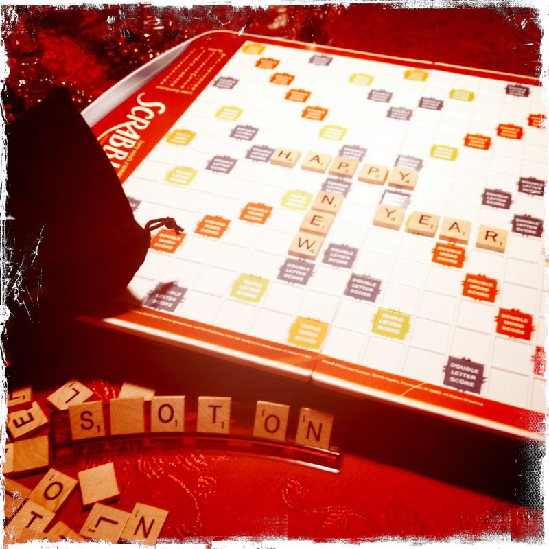 SO Scrabble Game New Year 2013