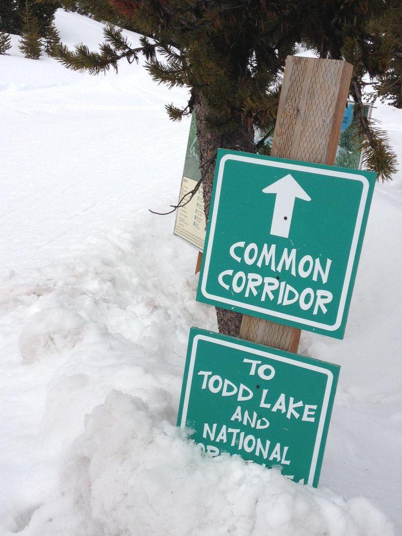 SO Todd Lake Signs