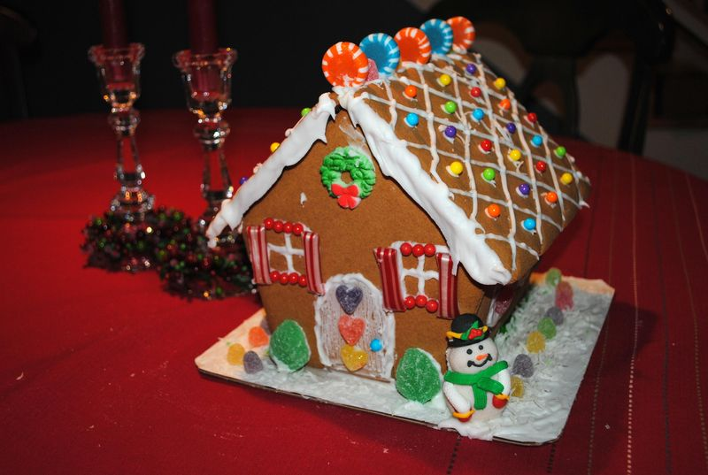 SO GingerHouse 2012