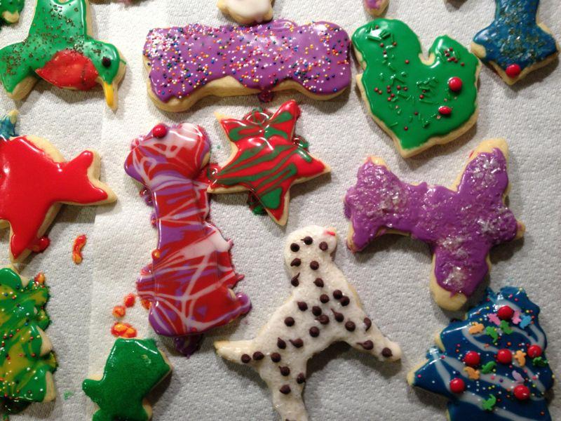 SO 2 Xmas Cookies '12