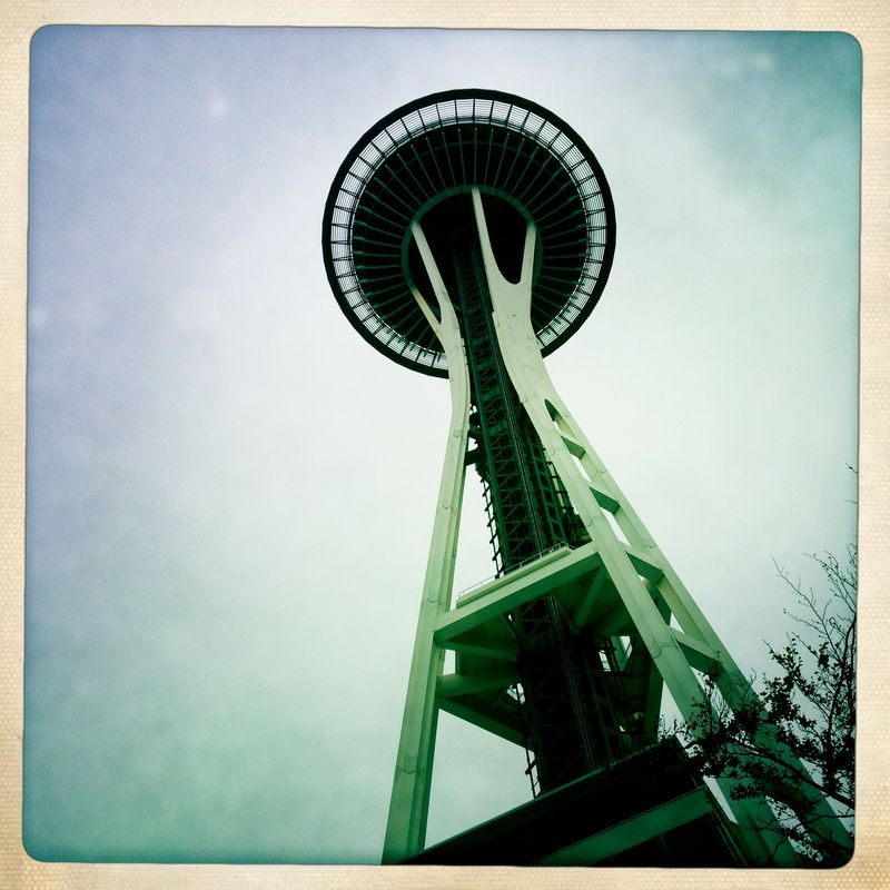 Space Needle 1 -50th Anniversary