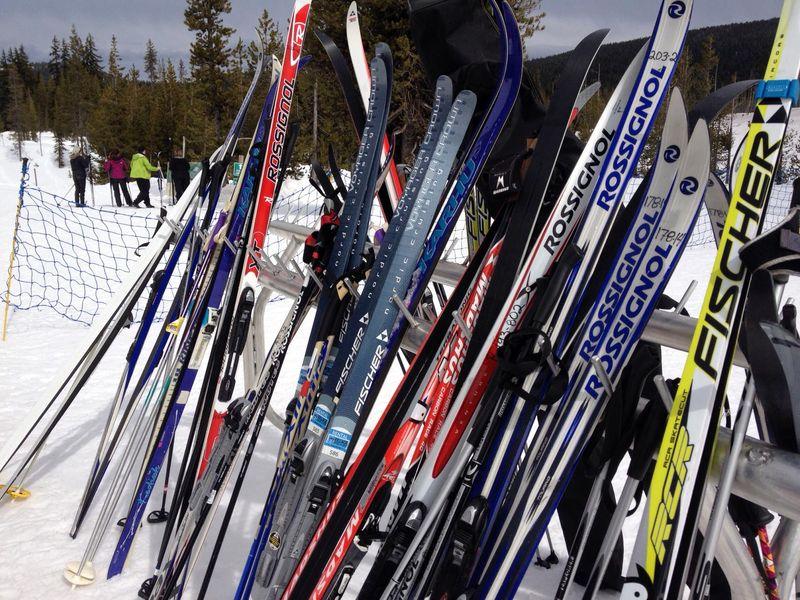 SO XCntry Ski Rack