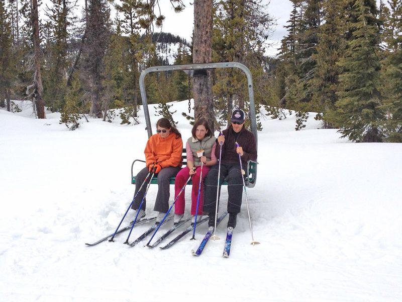 SO Ski Chair Sad