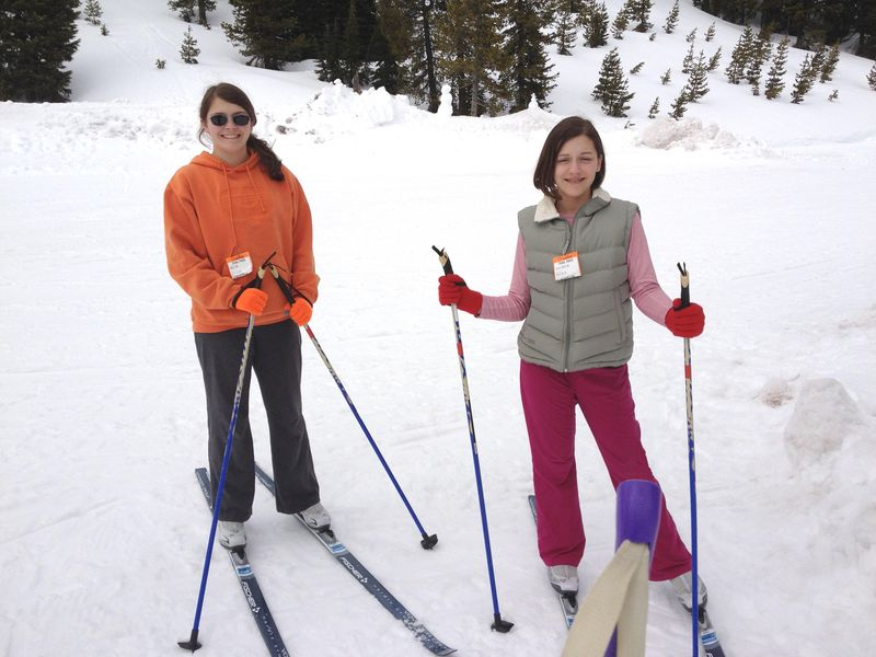 SO Girls XCntry Ski