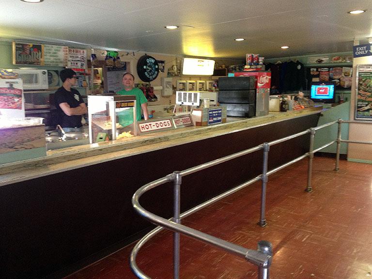 SO 3 Drive In Snack Bar