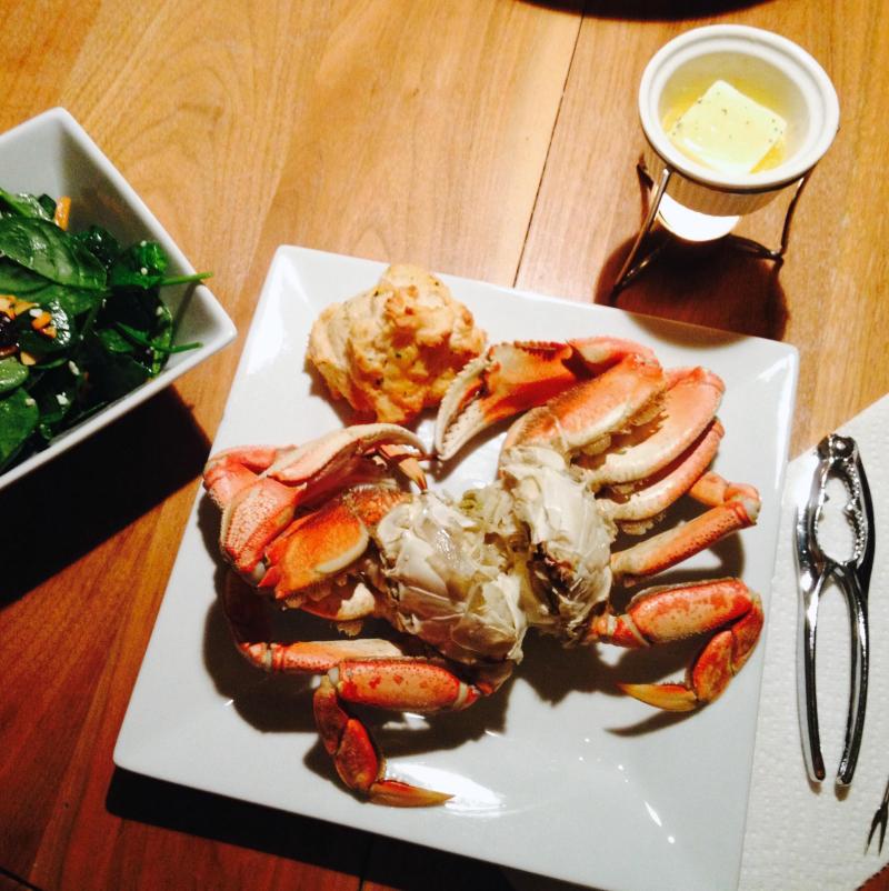 SO Crab Dinner