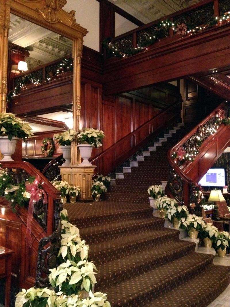SO Bensen Hotel Lobby 4
