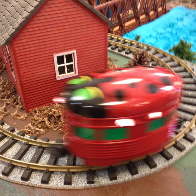 9 SO Trains