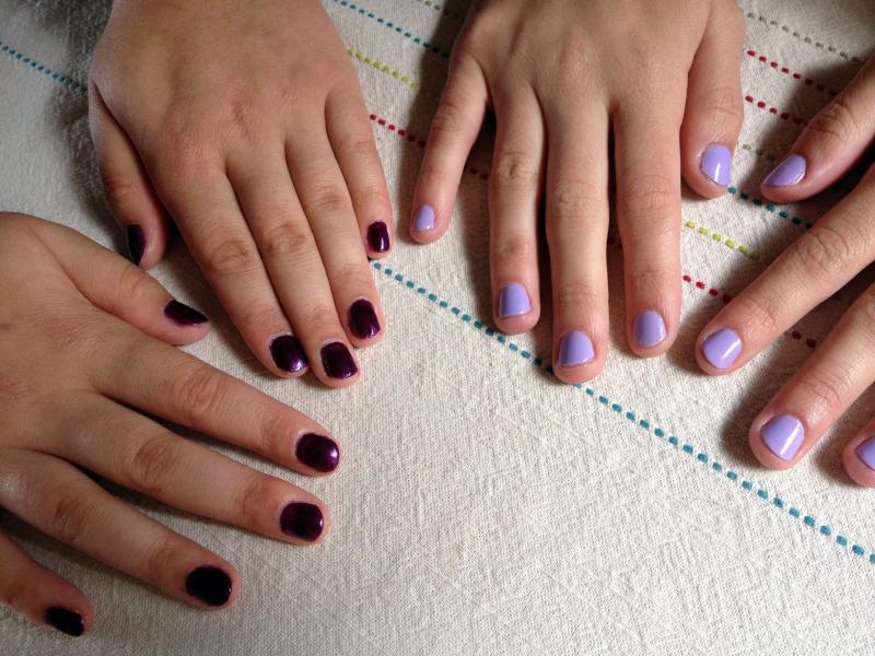SO Girls' Fingers