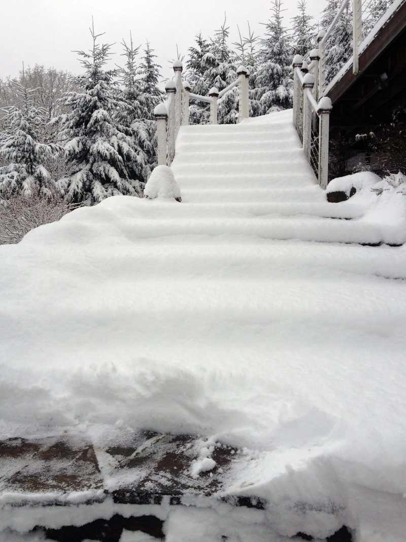 SO Snow Stairs