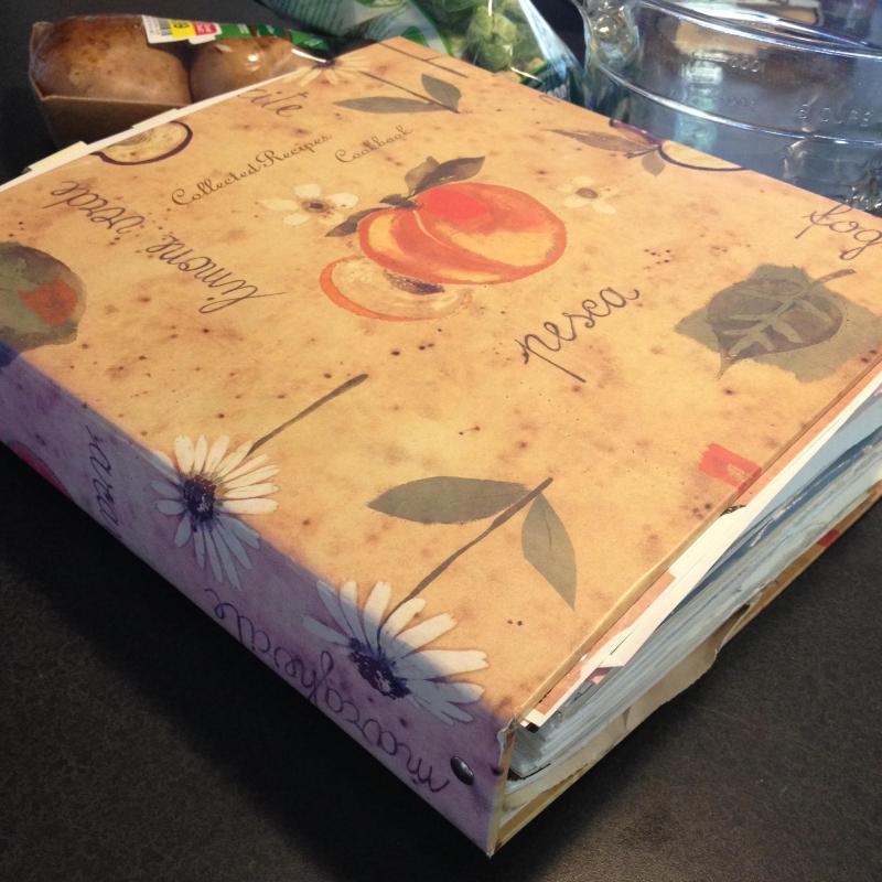 SO Recipe Book