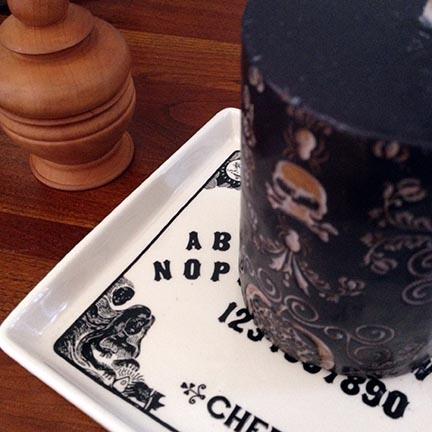 SO Ouija Cheese Plate