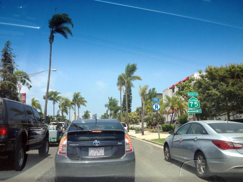 13-California Cruising