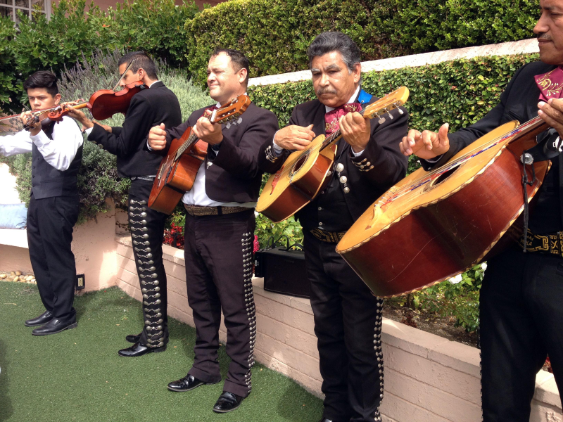 22-Mariachi Band